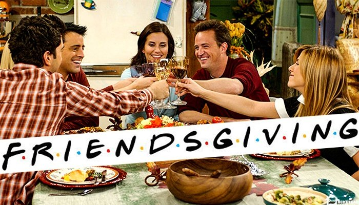 Friendsgiving Blog